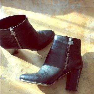 MK booties
